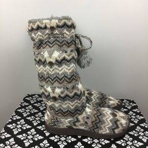 🔥Muk Luk slippers